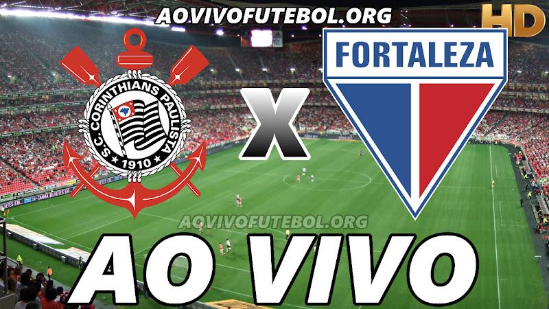 Corinthians x Fortaleza Ao Vivo HD TV PFC