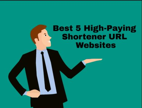 5 Best URL Shortner to Earn Money Online
