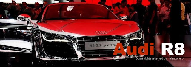 Audi R8の壁紙