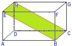 Cara Mencari Luas Bidang Diagonal Balok