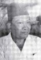Musso, seorang pemimpin pemberontakan PKI Madiun tahun 1948.
