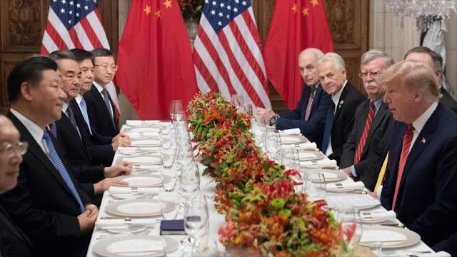 """China insiste en """"respeto mutuo"""" en diálogos comerciales con EEUU"""