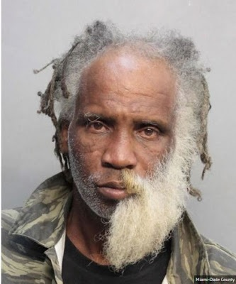 Is this the Weirdest Mugshot Ever? See the Half-Bearded Criminal Everyone is Talking About (Photos)