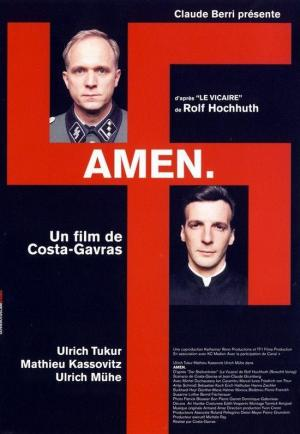 AMÉN (2002) Ver Online - Español latino