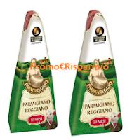 Logo Parmiagiano Reggiano Parmareggio: buoni sconto da stampare