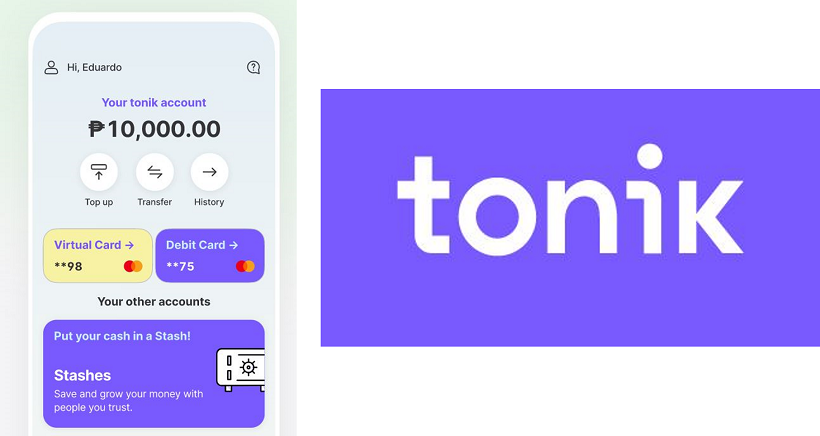 Tonik launched as First Neobank in the Philippines
