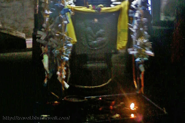 Pettavaithalai Madhyarjuneswarar Temple - Pottralam Poovai Siddhar