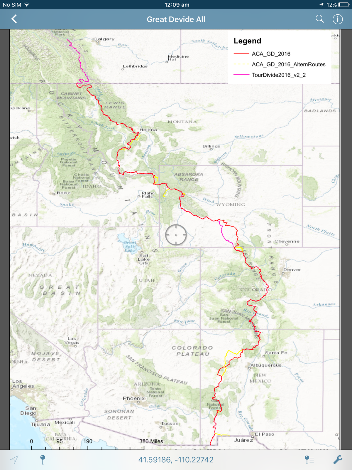 the great divide mountain bike route is a 4 500 km off road cycling trail from banff canada to antelope wells on the us mexican border