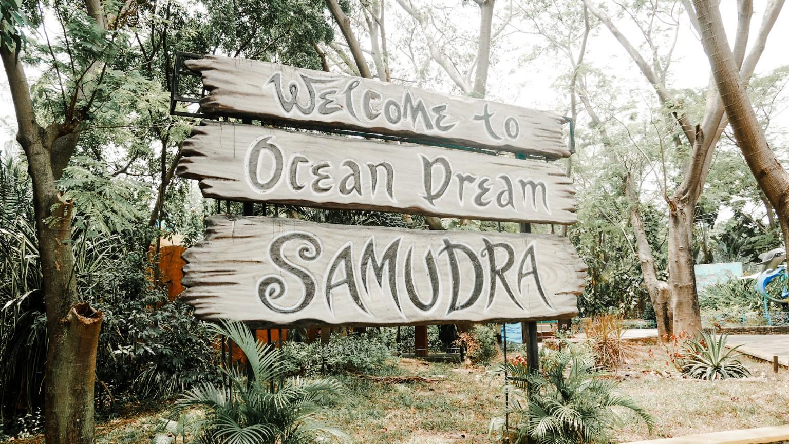 cocean dream samudra ancol 2020