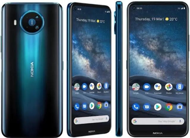 Nokia 8.3 5G अमेरिकन मार्केट में लॉन्च