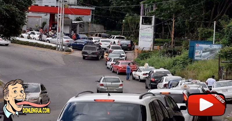 Volvió a acabarse la gasolina |  Ya no queda más de la iraní en dólares