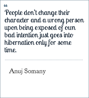 English Quotes By Anuj Somany