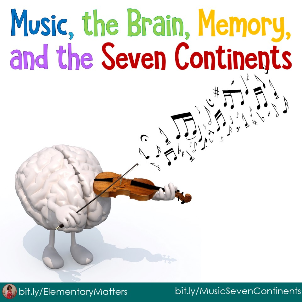 Elementary Matters: Music the Brain Memory and the ...