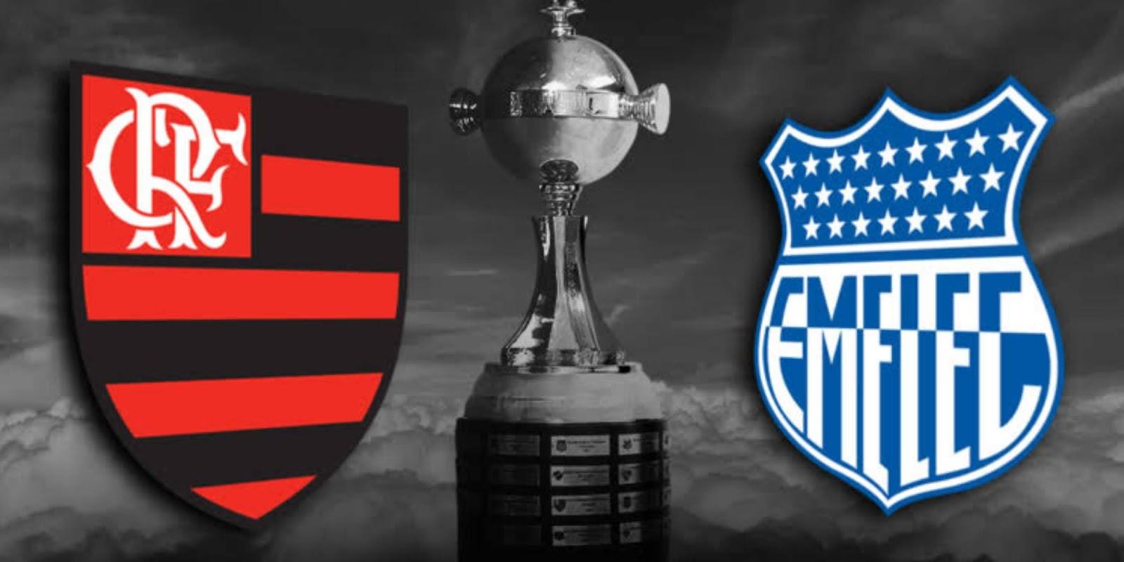 Assistir Emelec X Flamengo Ao Vivo Futebol Hoje