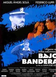 Bajo bandera (1997) Drama con Federico Luppi