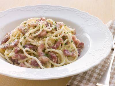 Wordless Wednesday #12 - Spagetti Carbonara