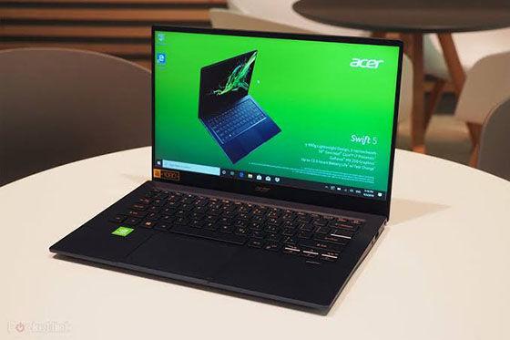 Laptop Acer Core i5 terbaik di 2019