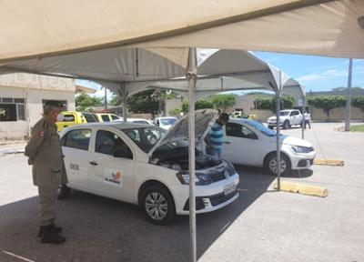 Em Alagoas, cerca de 300 carros serão empregados pela PM na fiscalização de festas e aglomerações de carnaval em Maceió e no interior