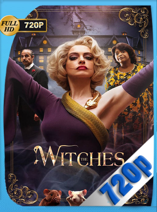 Las Brujas  [The Witches]  2020 HD 720p Latino [Google Drive] Tomyly