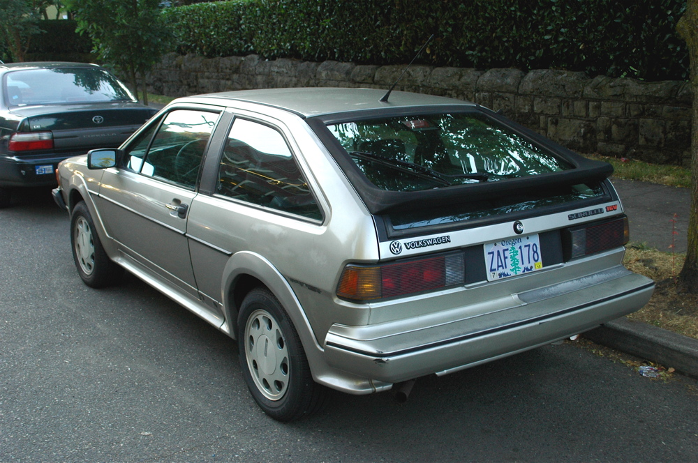Bvolkswagen B V Bscirocco B B on 1988 Volkswagen Scirocco 16v