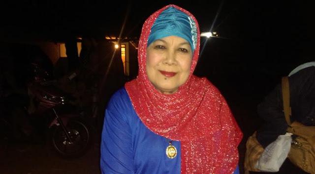 Shinta Muin 'Tukang Bubur Naik Haji' Meninggal Dunia