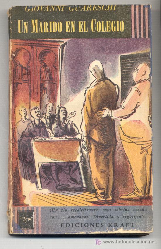 Un Marido en el Colegio – Giovanni Guareschi