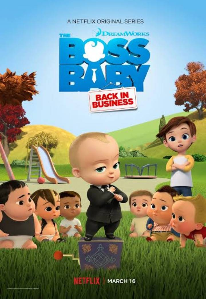 The Boss Baby 3 Movie Download Puretoons