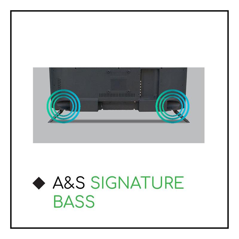 A&S Signature Bass