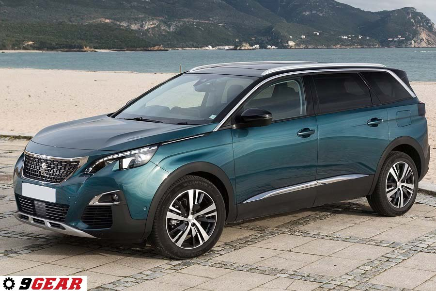 all new peugeot 5008 suv seven seater suv in the c segment car reviews new car pictures. Black Bedroom Furniture Sets. Home Design Ideas