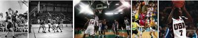 Sejarah Cabang Olahraga Bola Basket di Olimpiade