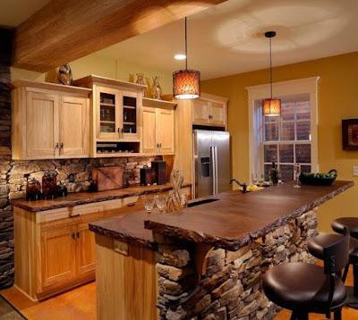 Desain Dapur Cantik