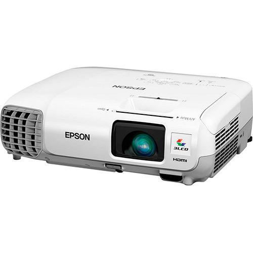 O modelo Powerlite S27 da Epson é um projetor com excelente custo-benefício