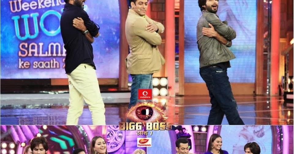 Bigg boss 6 first episode desi tashan / Kala paisa pyar drama