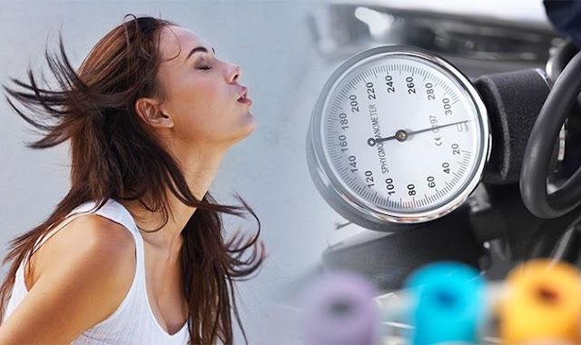 5 breathing exercises to reduce high blood pressure