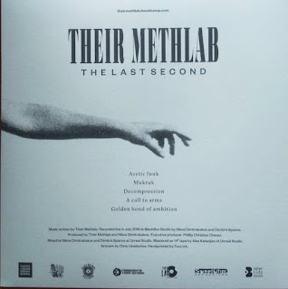 Their Methlab - The Last Second_lp back