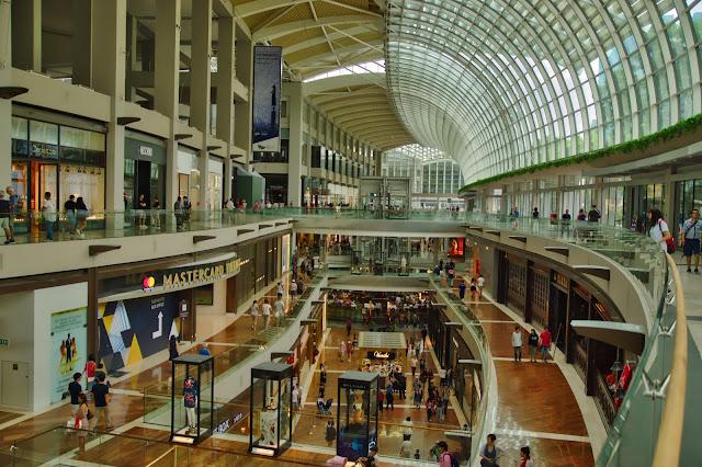 Làm thế nào để lấy tiền hoàn thuế khi mua sắm ở Singapore
