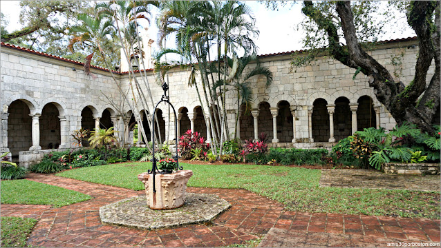 Ancient Spanish Monastery en Miami, Florida