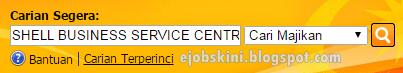 jawatan kosong Shell Business Service Centre 2016