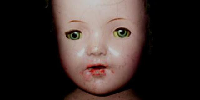 Misteri 5 Boneka Hantu Paling Seram di Dunia
