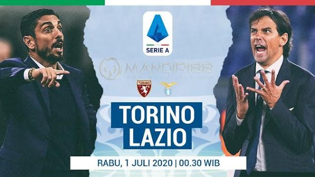 Prediksi Torino Vs Lazio, Rabu 01 Juli 2020 Pukul 00.30 WIB