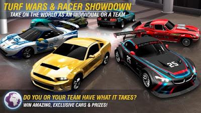 Racing Rivals Mod Apk v6.1.1 Unlimited Turbo Update