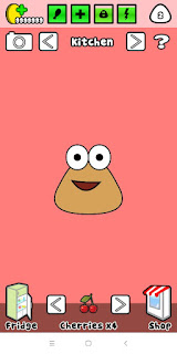 Download Pou Mod Apk