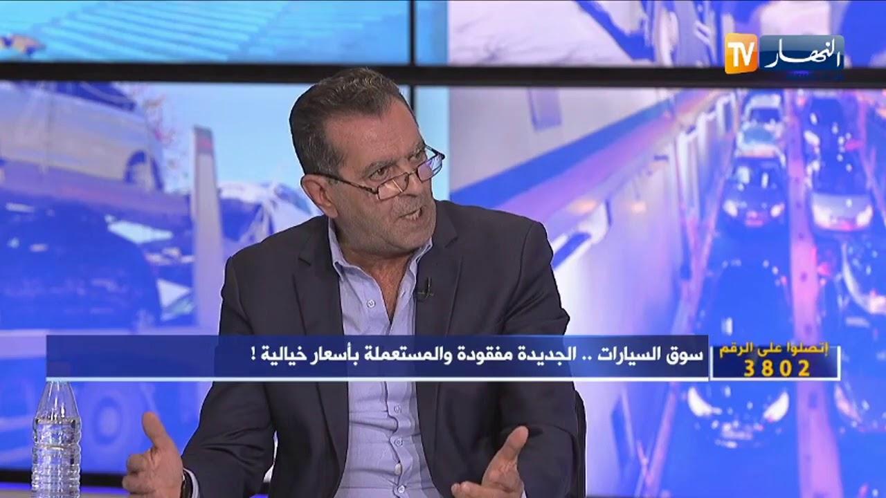 """مراد سعدي مدير موقع """" كار فيزيون"""" الناطق بالفرنسية"""