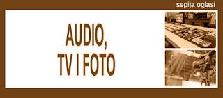 AUDIO, TV, FOTO SEPIJA OGLASI - 5.