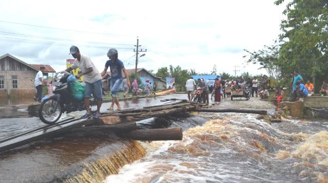 Masyarakat Pulau Banyak Terancam Kelaparan