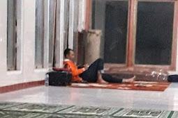 Gubenur NTB Kunker Di Donggo Bima, Pilih Nginap Di Masjid Bikin Marbot Menangis Haru