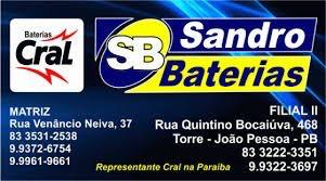 SANDRO BATERIAS
