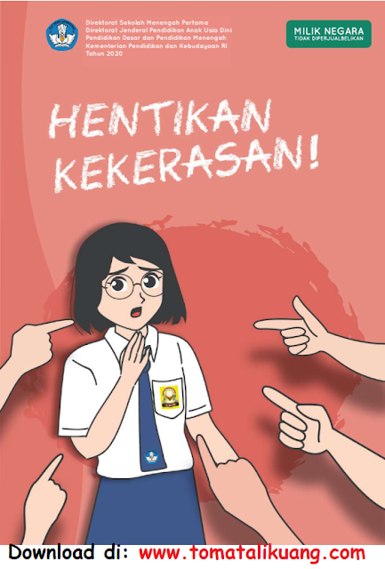 buku hentikan kekerasan untuk siswa smp pdf tomatalikuang.com