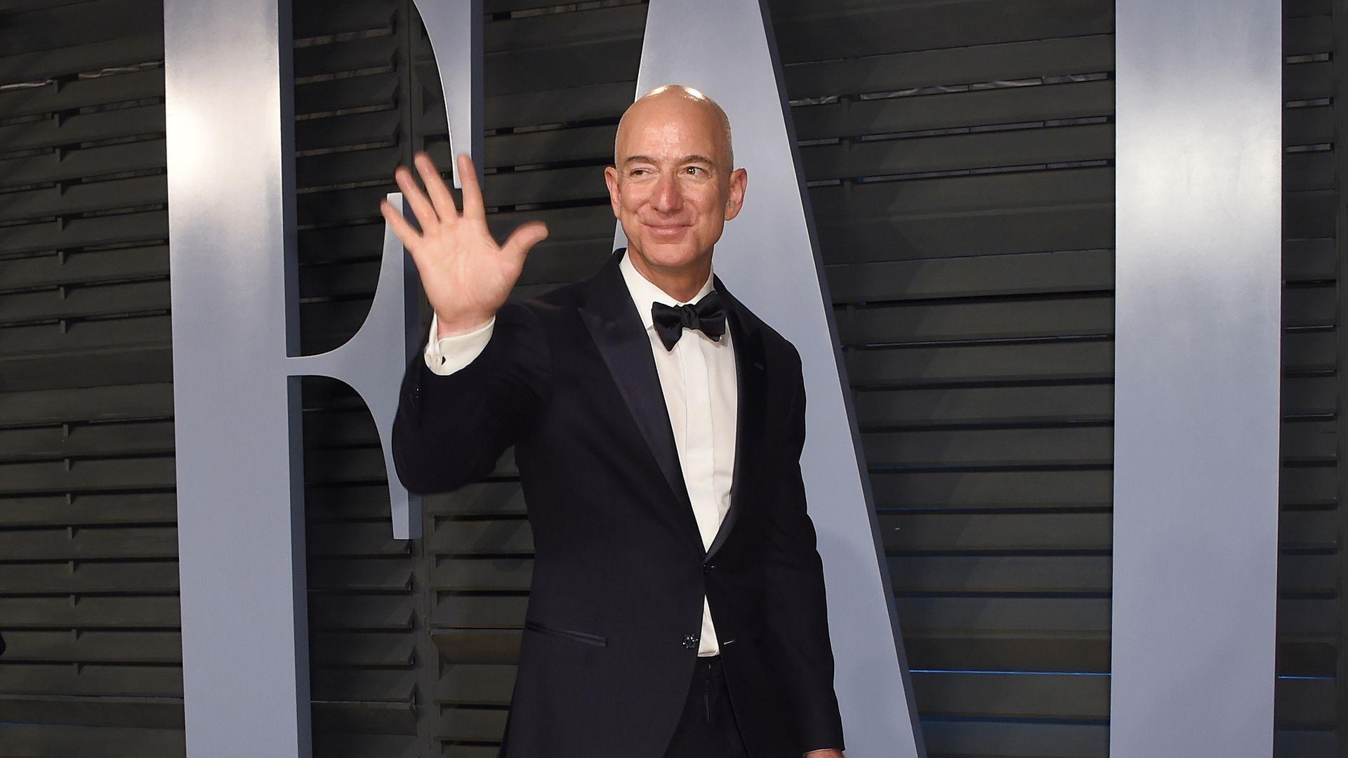 Jeff Bezos hd photo