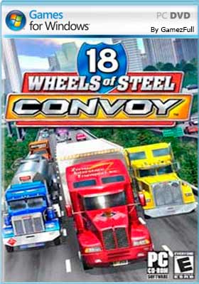 18 Wheels of Steel Convoy PC Full